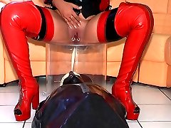 Living in rubber part XI