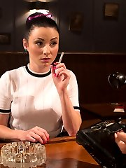 Veruca James is desperate to quit smoking and seeks the help of a very unique agency to assist...