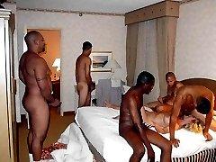 Amateur interracial groupsex pictures