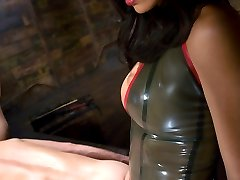 Lefty thought he was a lucky fucker when Samantha Sin walked onto the set to team up with...