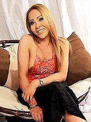 Hot Talisha jerks her big dick