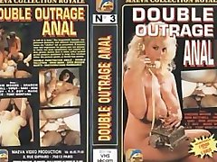 Double Outrage Anal