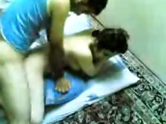 horny arab couple sextape
