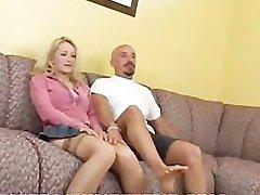 Teen Slut Riding With Hot MILF