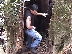 Wood and Cum in the Wild Double Feature - Scene 3