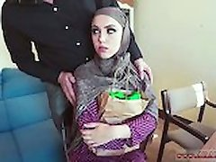 Arab pornstar and arab house maid We're Not