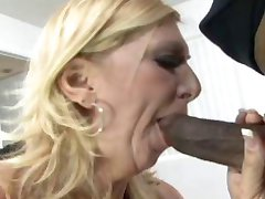 SEXY MOM 69 blonde anal mom with bbc