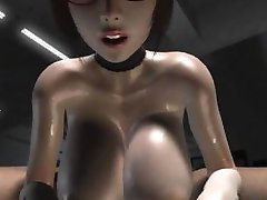 Umemaro 3D Lewd Bust Teacher