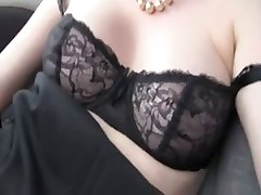 amateur masturbates in the car and cums hard by WF