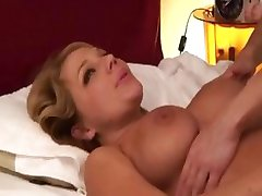 Japanese man massages American wives (PTS 162)