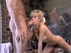 Bunny Bleu, Chanel Price, Rachel Ryan in vintage sex movie