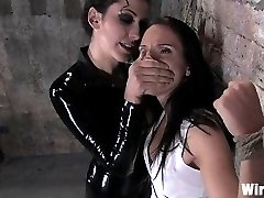 Jennifer Dark comes to Wiredpussy not really knowing what to expect. Im not sure what she was so...