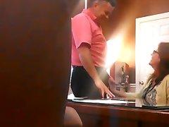 BJ In-Office Real Hiddencamera