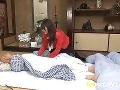 AzHotPorn.com - Dirty Old Man Sex Nursing