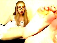 hot teen feet JOI