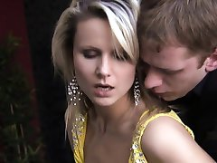 Samantha Jolie Cheating With A Blonde