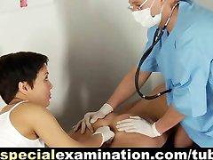 Kinky gyno examination