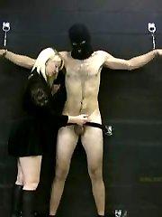 Prisoner Gets Milked