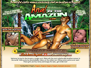 Anal In The Amazon