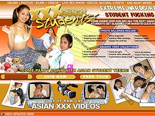 XXX Asian Students