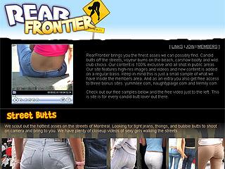 Rear Frontier