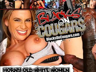 Blacks On Cougars