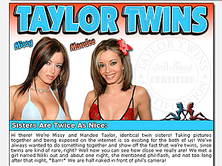 Taylor Twins