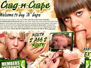 Gag And Gape