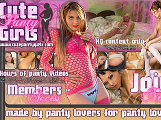 Cute Panty Girls
