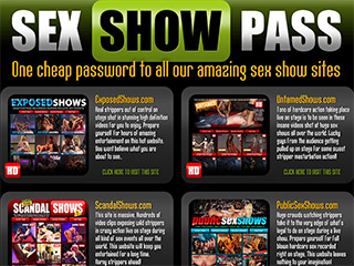 Sexshow Pass