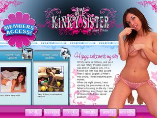 My Kinky Sister