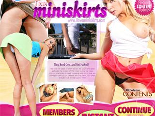 I Love Miniskirts