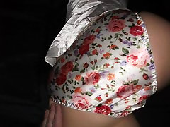 Satin panty collection 2