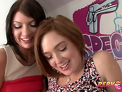 PervCity Cassandra and Jodie Anal Teens