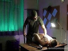 Sargeant Ray Barebacks Thomas Fiaty