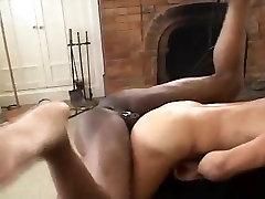 Huge black cock cum
