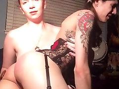 amateur lesbians spanking