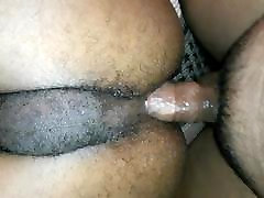 Asian guy fucks young black gay tight ass