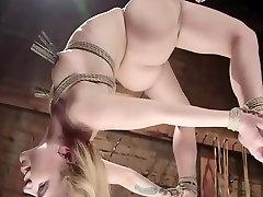 DZ TINNY SLAVE BDSM TIED UP PART1