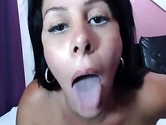 Big Fat Latina Ass and Tits Webcam Show Doggy Style & Pussy