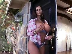 Big Tit Big Ass Brunette
