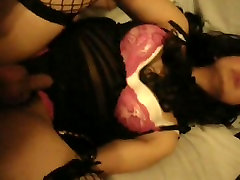 Crossdresser Fucked Hard In The Ass By A Huge Cock