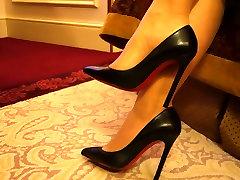 Feet in Nylon - Video 19