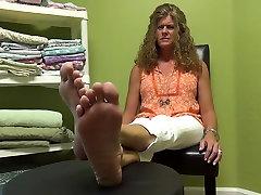 41 Year Old Feet
