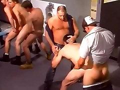 public toilet orgy