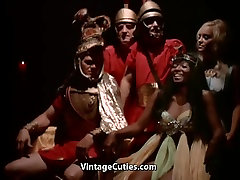 Imperator&039;s Sex Orgy of Young Women 1970s Vintage
