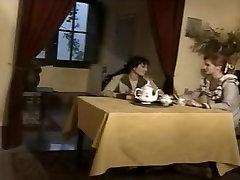 Vintage German 3some