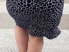 Bbw big booty pawg in dress 2