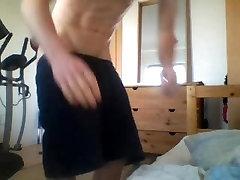 German Cute Athletic Boy On Cam,Big Cock,So Hot Ass Doggie