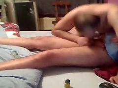 grandpa and young gay play on cam